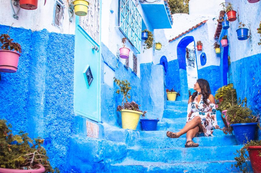 multi day trips to chefchaouen