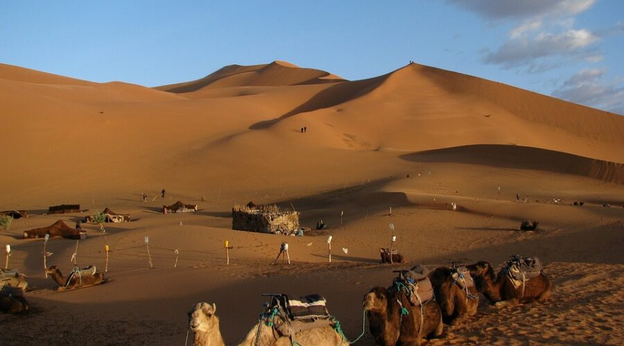 Casablanca To Erg Chebbi Tours , Guided Trips From Casablanca